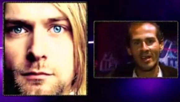 Dice llamarse Kurt Cobain