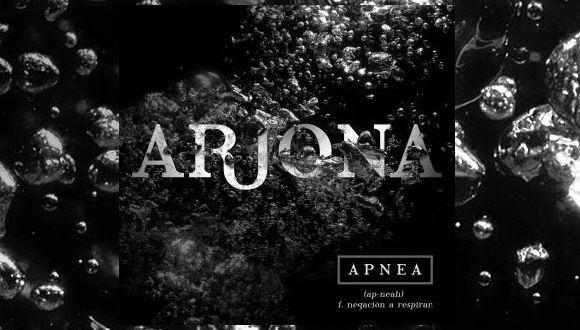 """Ricardo Arjona estrena hoy """"Apnea"""""""