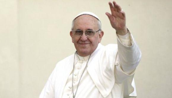 Primer aniversario del Papa Francisco