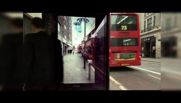 Broma: ¡Ten cuidado en el paradero del autobús!