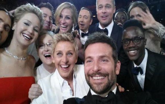 """Burla al mejor """"selfie"""" de los premios Oscars"""