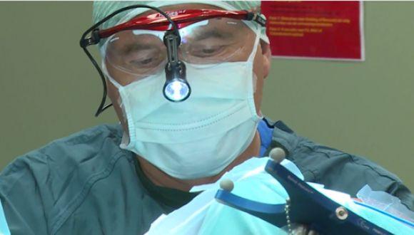 Increíble: hacen un implante de un cerebro plástico