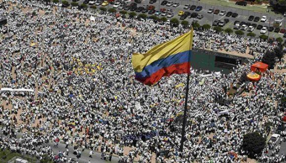 Tema del día: Los problemas de Bogotá
