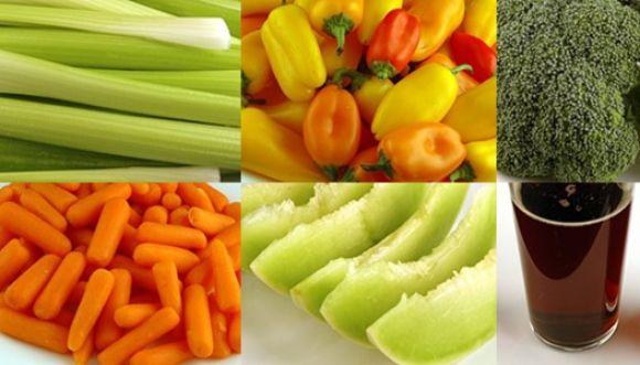 ¿Cómo se ven 200 calorías en distintos platos?