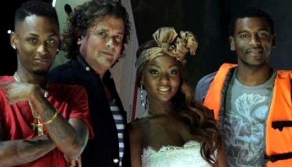 """Carlos Vives con Chocquibtown estrenaron el video """"El Mar de sus ojos"""""""