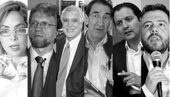 Ya suenan candidatos a la Alcaldía de Bogotá