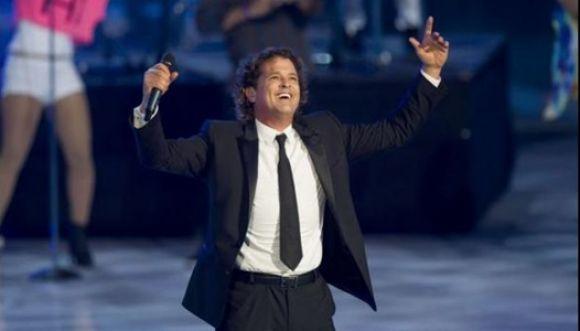Homenaje en los Premios Soberano para Carlos Vives