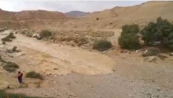 Video: un río renace en el desierto de Israel
