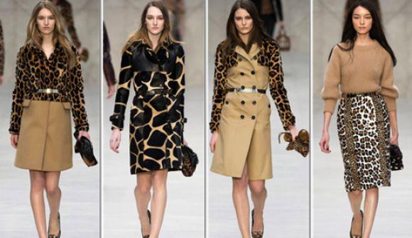 Para las amantes de la moda animal print