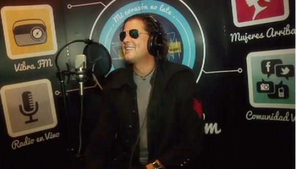 Entrevista en exclusiva con Carlos Vives
