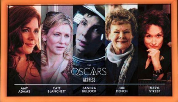 Premios Oscars 2014: Los protagonistas