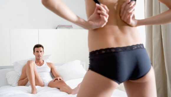 "¿Quieres seducir a tu chico con ""striptease""?"