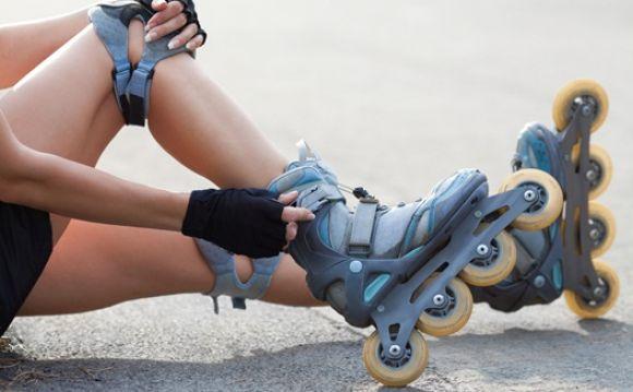 ¡Con ayuda de los patines forma tu cuerpo!