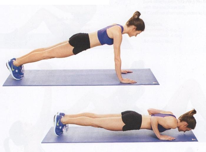 ejercicios-para-adelgazar-en-casa-flexiones