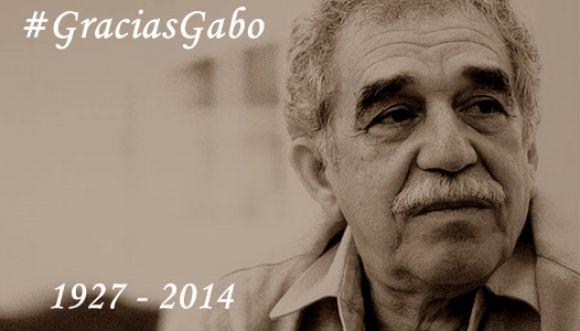Adiós a nuestro gran nobel de la literatura colombiana