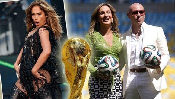 ¿Te gusta la canción oficial para el Mundial Brasil 2014?