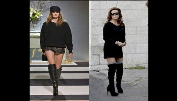 """Moda: """"Expectativa vs realidad"""""""