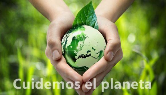 Celebremos juntos el día de la Tierra