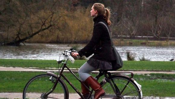 ¡Ojo montar bici trae consecuencias negativas!
