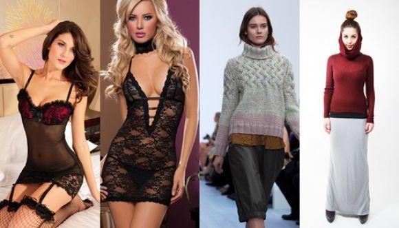 Vibra en las Mañanas: ropa sexy y no sexy