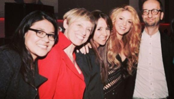 El día que conocí a Shakira