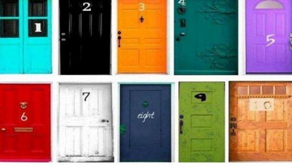 ¿Qué puerta atravesarías?