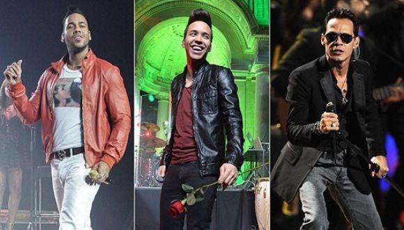 Nominados a los Premios Billboard de la Música Latina 2014