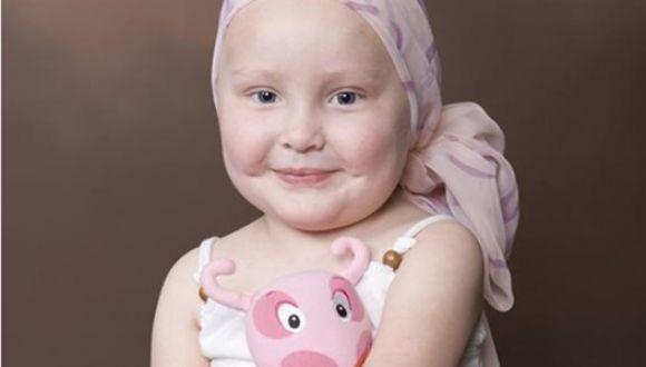 Niños con cáncer tienen su propio juguete