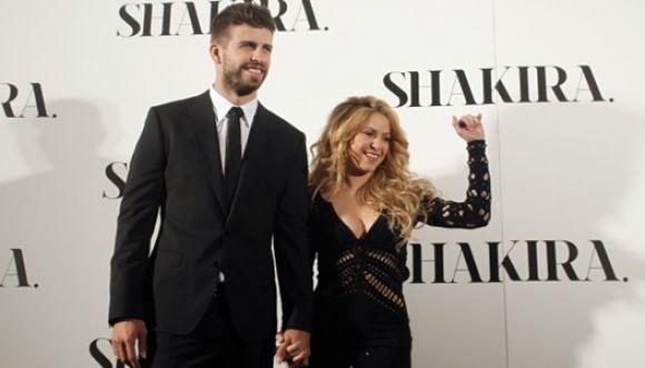 Shakira quiere ser la primera dama de Barcelona