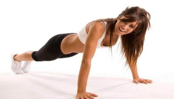 Ponte en forma con el método Tabata