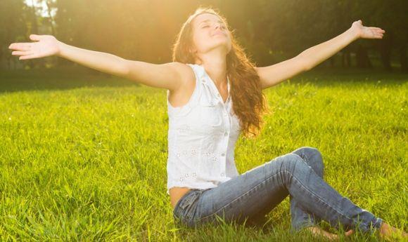 Conéctate con el universo: meditación casera