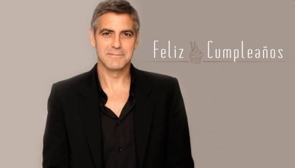George Clooney cumple 53 años y luce mejor que nunca