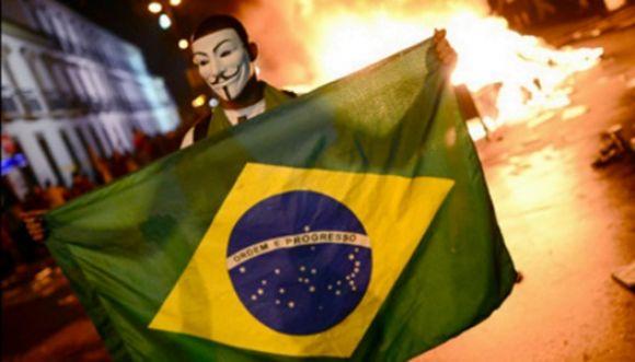 ¿Por qué los brasileños se oponen al Mundial Brasil 2014?