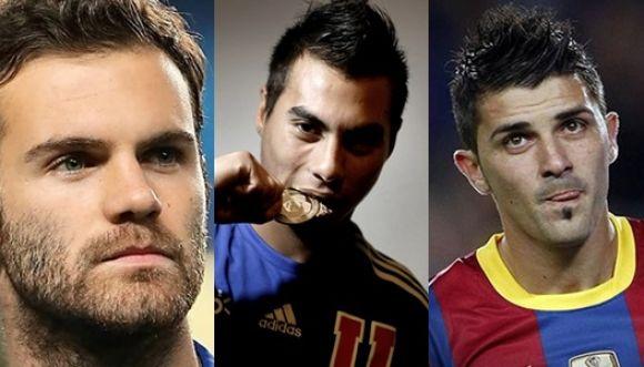 ¿Sexy o no? España vs Chile
