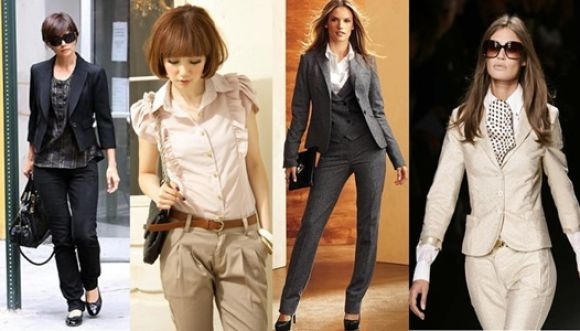 Aprende a vestirte en la oficina