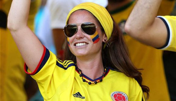 Así vivimos las mujeres la pasión del Mundial