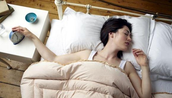 ¿Dormir te pone en forma?
