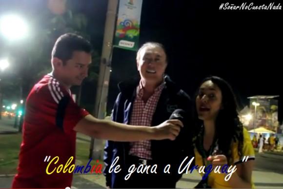 ¡Soñando con nuestra Selección Colombia!
