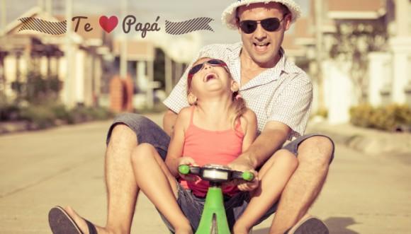 ¡Feliz día papá!