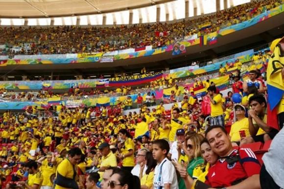 La Selección emociona y hace Vibrar a Colombia
