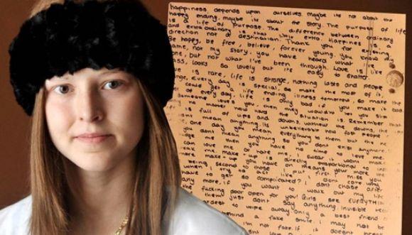 Joven muere de cáncer y deja un emotivo mensaje
