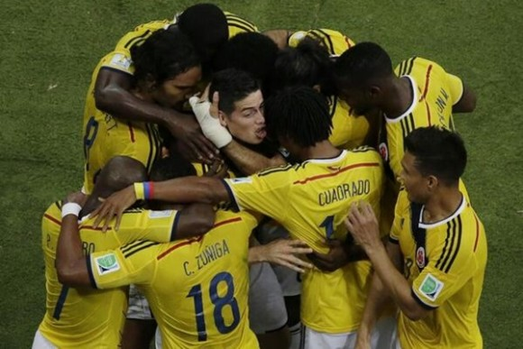 Triunfo histórico: Colombia clasificó a cuartos de final