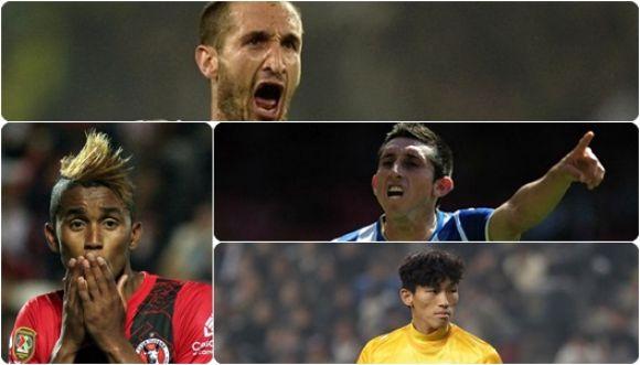 Top 10 de los jugadores poco agraciados