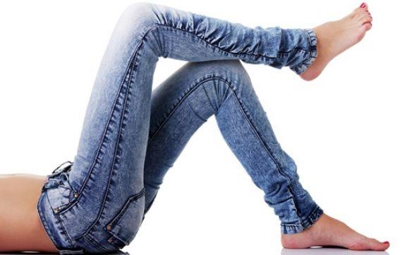 Existe una razón para no lavar tus jeans