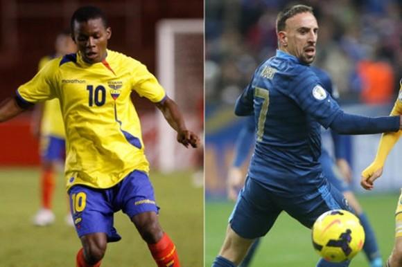 ¿Sexy o no? Ecuador vs Francia