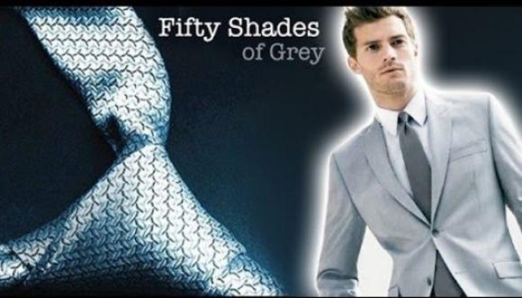 El seductor protagonista de 'Cincuenta sombras de Grey'