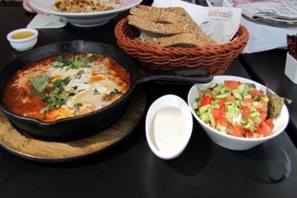 El desayuno israelu00ed