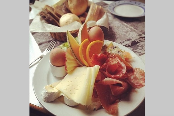 El desayuno alemu00e1n