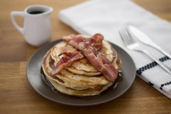 El desayuno americano