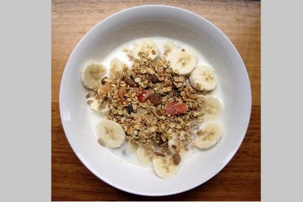 El desayuno suizo